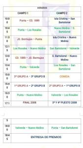 Torneo de Fútbol Prebenjamín Emilio de los Santos «El Candel»