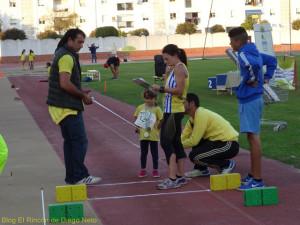 Comienza el Espectáculo del Club Atletismo Isla Cristina