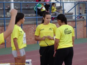 Belén Fernández a por el Oro del Campeonato de Andalucía de Pista Cubierta