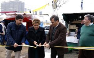 Inaugurado el Mercado Quijotesco en Isla Cristina para conmemorar el cuarto centenario de la muerte de Cervantes