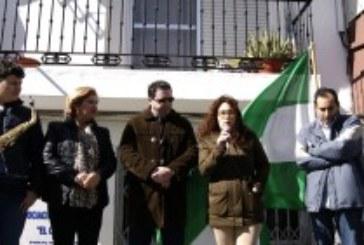 La Barriada isleña de Punta del Caimán celebra el día de Andalucía con numerosos actos