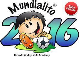 Calendario del Mundialito 2016 en Portugal