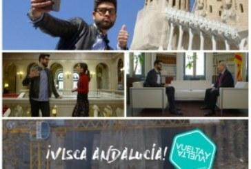 Isla Cristina en el Programa 'Vuelta y vuelta' de Canal Sur TV
