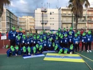 La cantera isleña cumplió con su participación en el Mundialito