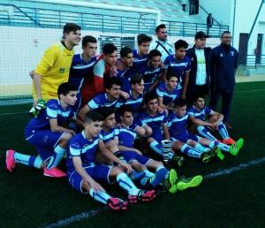 La Selección Onubense Campeona del II Trofeo Ibérico Sub 14