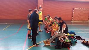 Magnifica Temporada de los Infantiles del Club Baloncesto Isla Cristina