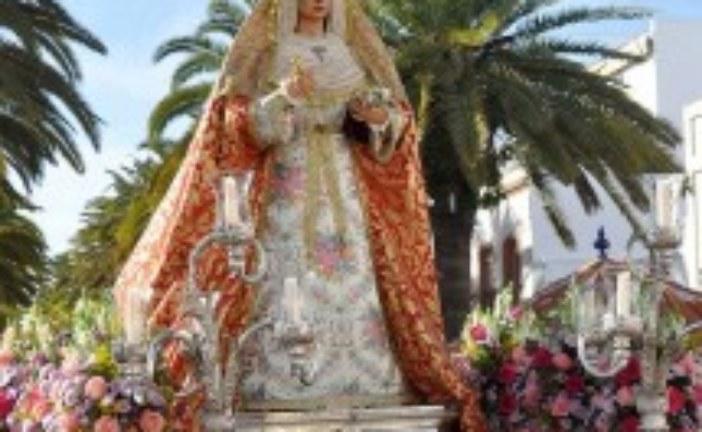 Horarios e Itinerarios de la Semana Santa de Isla Cristina 2016