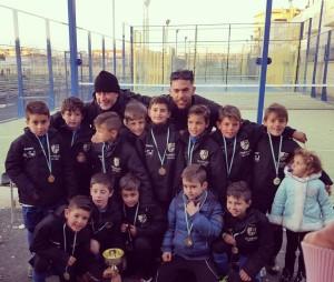 Los Rosales y la UD Punta del Caimán Campeones de Torneo de Fútbol Prebenjamin Emilio de los Santos «El Candel»