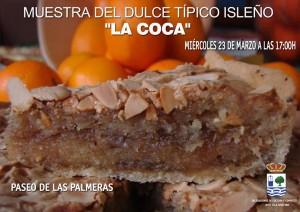 Convocatoria para Participar en la Muestra del Dulce Típico de Isla Cristina (La Coca)