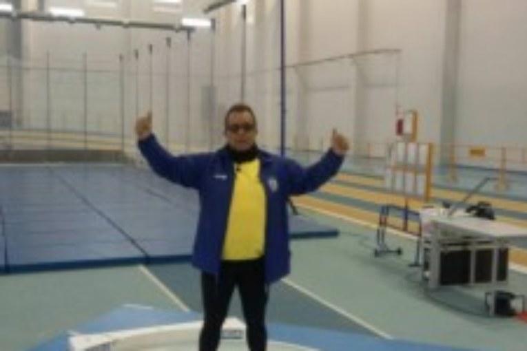 El Atleta Isleño Toni Palma busca plaza en Alicante para Río y el Campeonato de España