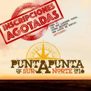 Agotadas las inscripciones del 'PuntApunta' 2016 de Isla Cristina a San Sebastián