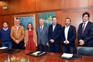 Fundación Caja Rural del Sur apoya la labor de los Grupos de Desarrollo Rural de Huelva