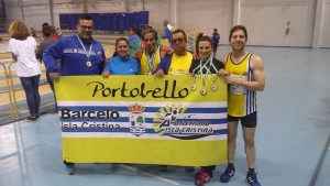 El Atletismo isleño  aspira a repetir medallas en el XXVII Campeonato de España de Atletismo Veteranos en Pista Cubierta