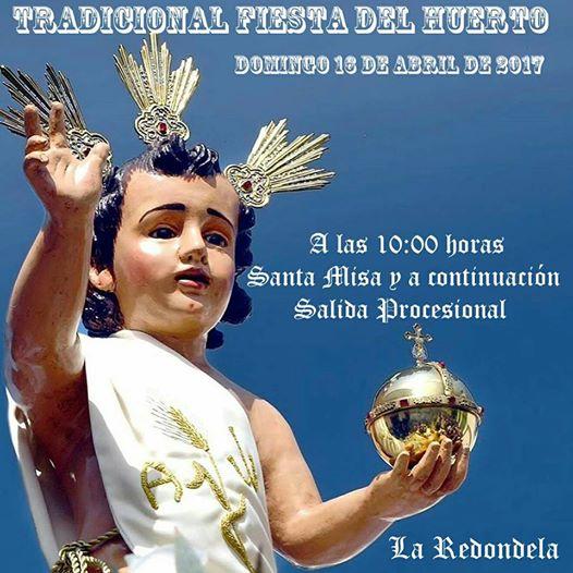 La Redondela Acoge este Domingo «La Fiesta del Huerto»