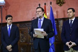 Declaración institucional de Mariano Rajoy con motivo de los atentados terroristas de Bruselas