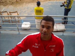 Santos «Campeón» en Longitud y Matantu Plata en Triple del Nacional Junior