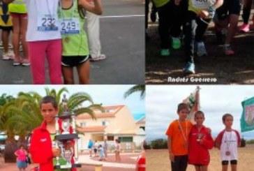 El Velocista Andrés Guerrero (C.A. Isla Cristina) otra vez Líder del Circuito de Fondo