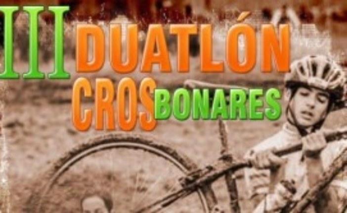 Manuel Arteaga y Rosario Pruaño Ganan el II Duatlón Cross de Bonares