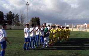 El Juvenil de La Punta del Caimán empató a dos goles con el Balón de Cádiz