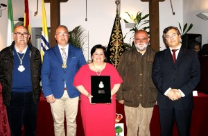 Presentada la Pregonera de la Hermandad del Rocío de Isla Cristina