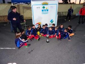 """El Recreativo de Huelva Campeón del I Torneo Fútbol Base Benjamín 1º Año """"Champions League 2007"""""""