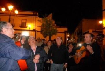 Foreño Canta la Salve en Isla Cristina