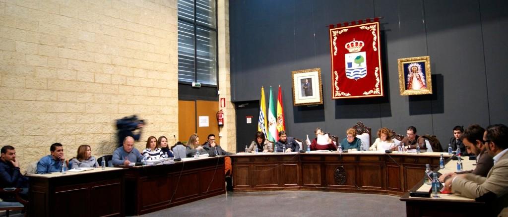 Nota de prensa tras el pleno ordinario_Ayto Isla Cristina