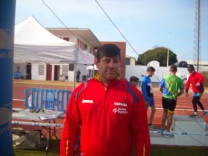 Silva «Subcampeón en Peso» del Andaluz de Lanzamientos de Invierno