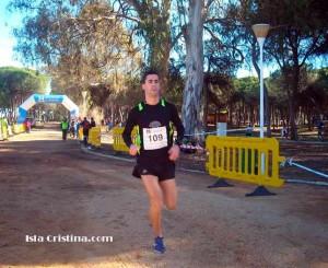 Andivia y Belmonte Ganan la Media Maratón La Palma – Pantano del Corumbel