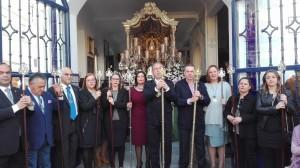 Semana Santa en la Hermandad del Rocío de Isla Cristina