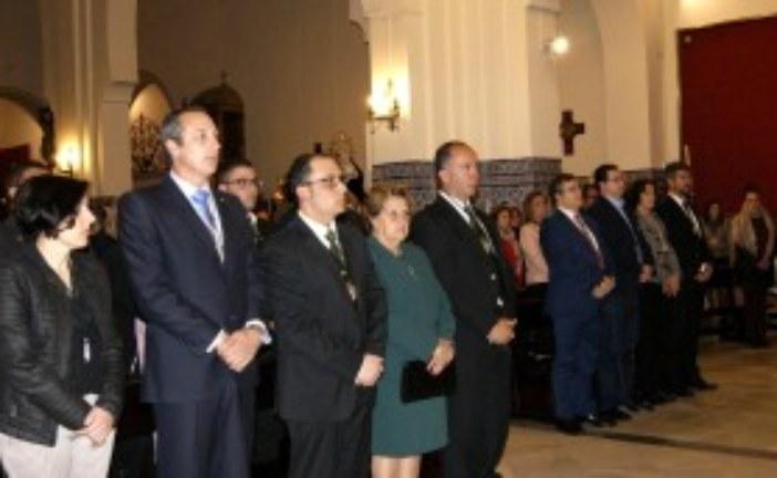 La Hermandad de la Veracruz de Isla Cristina celebra la Función Mayor en Honor a sus Santísimos Titulares y su posterior Traslado