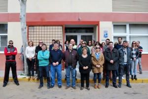 Isla Cristina se une al dolor por los atentados de Bruselas
