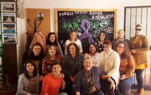 Las andalucistas isleñas celebran el Día de la Mujer