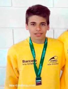 Raúl Camacho Fernández «Atleta Elite del C.A. Isla Cristina»