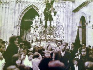 Salida procesional del Gran Poder de 1935