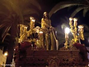 La devoción impregna el Miércoles Santo de Isla Cristina
