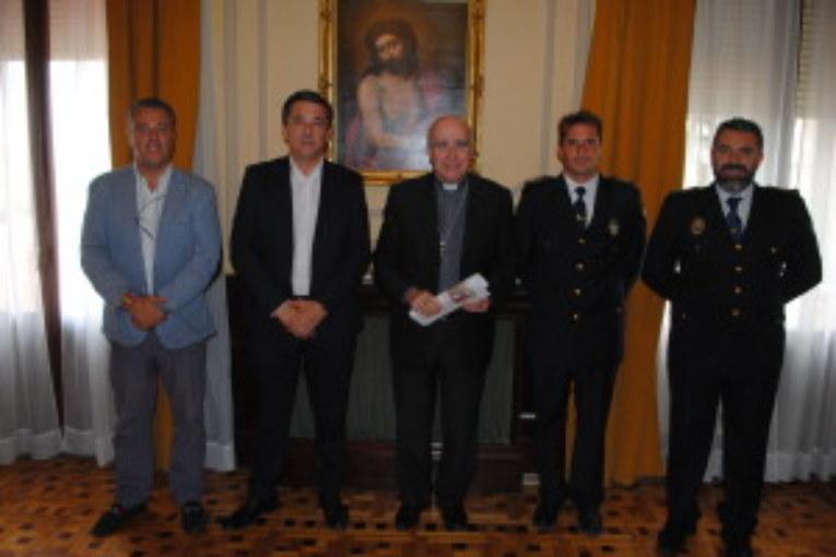 Huelva 2016 asistirá en el Vaticano a una Audiencia Papal para Promocionar los Juegos Europeos de Policías y Bomberos