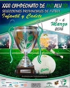 Suerte a las Selecciones Onubenses en el XXXI Campeonato de Andalucía
