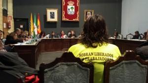 Pleno extraordinario en Isla Cristina para abordar el ERE municipal