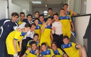 El Cadete del Isla Cristina Campeón del III Torneo Día de Andalucía
