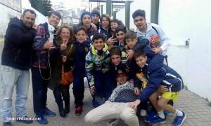 La Cantera del Isla Cristina FC en Juego