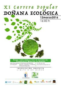 XI Carrera Popular «Doñana Ecológica» de Almonte