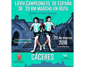 Laura García – Caro Marcha por una Plaza al Mundial