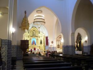 Función Principal en honor a la Virgen de los Dolores de Isla Cristina