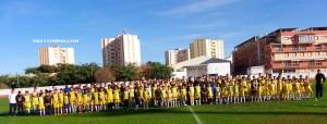 Pruebas para acceder a la cantera del Isla Cristina FC