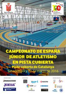 Rosa Flores, Alba Pérez y Alejandro Matantu en el Nacional Junior