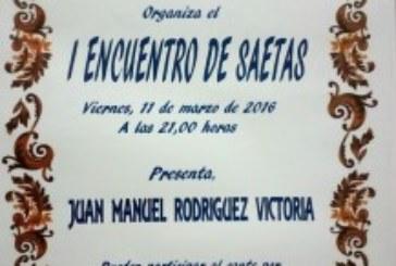 Primer Encuentro de Saetas en Isla Cristina