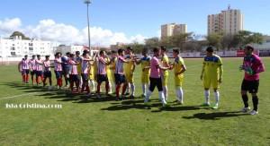 El Isla Cristina gana al Algeciras y rompe la racha negativa