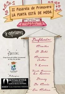 II Gala «La Punta está de Moda»