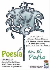 Poesía y Flamenco. «Entre Fandangos y Tarantos».